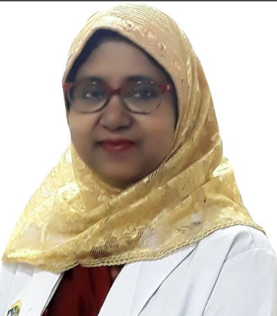 Professor Dr. Begum Hosne Ara